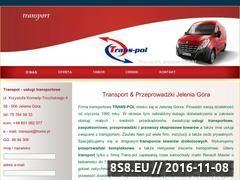 Miniaturka domeny www.transjg.pl