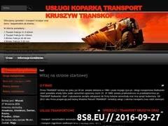 Miniaturka domeny transkop-gorlice.pl