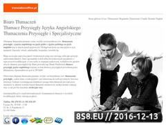 Miniaturka domeny translationoffice.pl