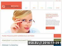 Miniaturka domeny www.translatpol.com.pl