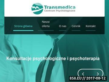 Zrzut strony Psycholog Limanowa