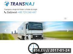 Miniaturka domeny transnaj.pl