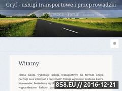 Miniaturka domeny www.transport-bydgoszcz.net.pl