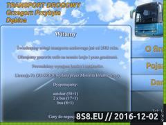 Miniaturka domeny transport-debica.pl