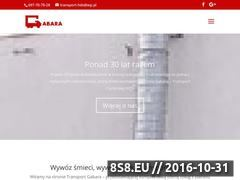 Miniaturka domeny transport-gabara.pl