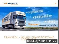 Miniaturka domeny transport-gdansk.pl