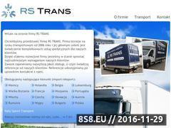 Miniaturka domeny www.transport.rstrans.eu