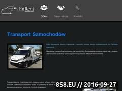 Miniaturka domeny www.transport.samochodow.com.pl
