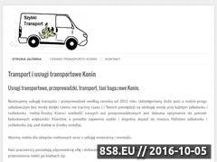 Miniaturka domeny transport24.konin.pl