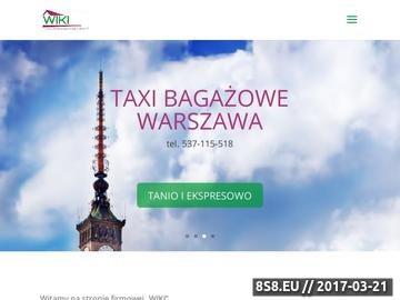 Zrzut strony Przeprowadzki Warszawa - tanio