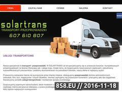 Miniaturka domeny www.transportwarszawa24.pl