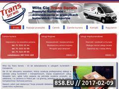 Miniaturka domeny transserwis.com.pl
