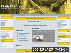 Miniaturka domeny transtad.pl