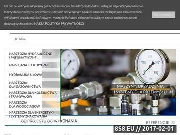 Zrzut strony Transtools.pl - Pompy Rexroth