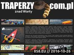 Miniaturka domeny traperzy.com.pl