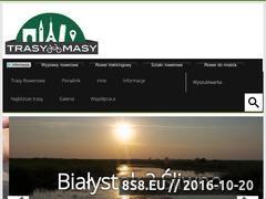 Miniaturka domeny www.trasymasy.pl