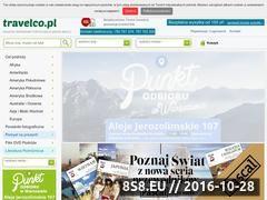 Miniaturka domeny travelco.pl