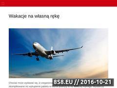 Miniaturka domeny www.traveldirect.pl