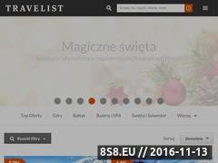 Miniaturka domeny travelist.pl