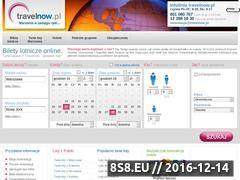 Miniaturka domeny www.travelnow.pl