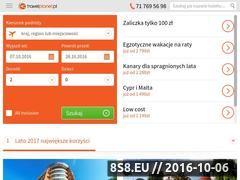 Miniaturka domeny www.travelplanet.pl
