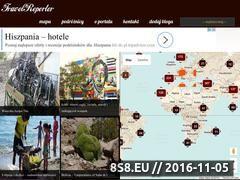 Miniaturka domeny travelreporter.pl