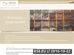 Miniaturka domeny www.tredo-psychoterapia.pl