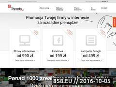 Miniaturka domeny trends.pl