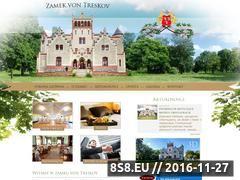 Miniaturka domeny www.treskov.pl