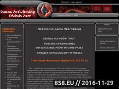 Miniaturka domeny www.tresura.info
