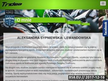 Zrzut strony Trener triathlonu Gdańsk