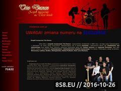Miniaturka domeny www.triodance.com.pl