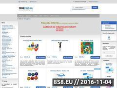 Miniaturka domeny www.triopolskapomocedydaktyczne.pl
