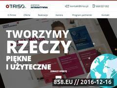 Miniaturka domeny www.triso.pl