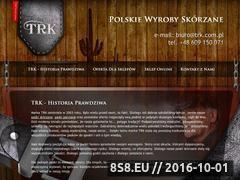 Miniaturka domeny www.trk.com.pl