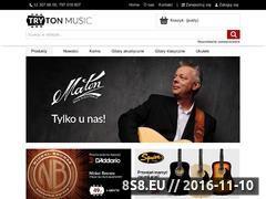Miniaturka domeny trytonmusic.com