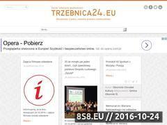 Miniaturka domeny www.trzebnica24.eu