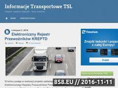 Miniaturka domeny tslnews.pl
