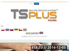 Miniaturka domeny www.tsplus.pl