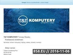 Miniaturka domeny ttkomputery.pl