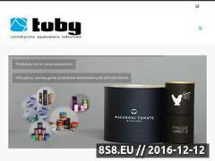 Miniaturka domeny www.tuby.com.pl
