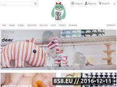 Miniaturka domeny www.tuliluli.eu
