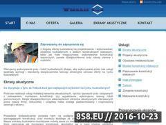 Miniaturka domeny www.tulla-bud.pl