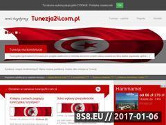 Miniaturka domeny tunezja24.com.pl