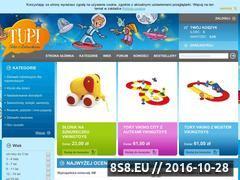 Miniaturka domeny www.tupi.pl