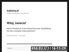 Miniaturka domeny tuptamy.pl