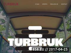 Miniaturka domeny tur-bruk.pl