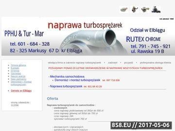 Zrzut strony Turbosprężarka