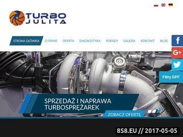 Zrzut strony Regeneracja turbosprężarek Opole