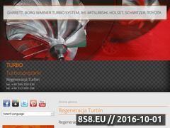 Miniaturka domeny www.turboladerpolska.pl